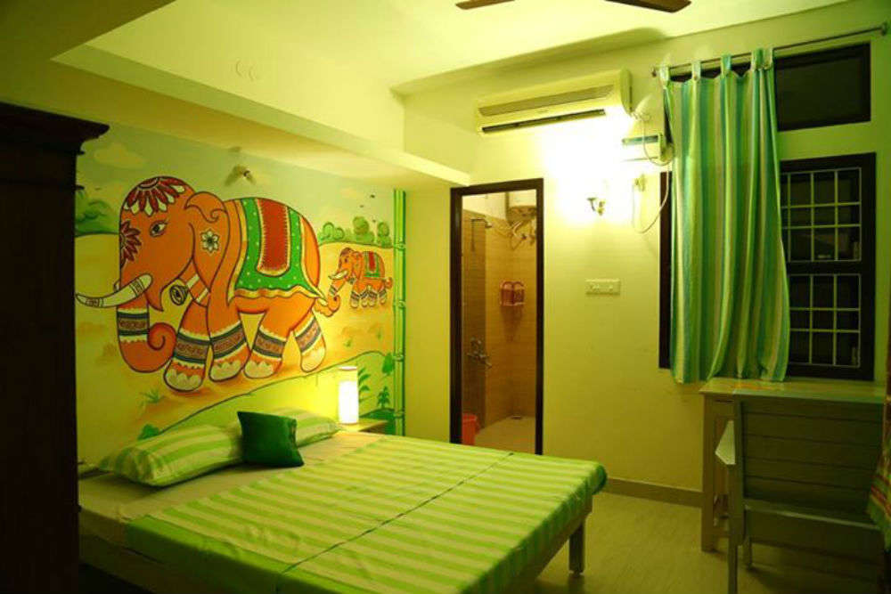 Pondicherry hotels that are perfect for backpackers