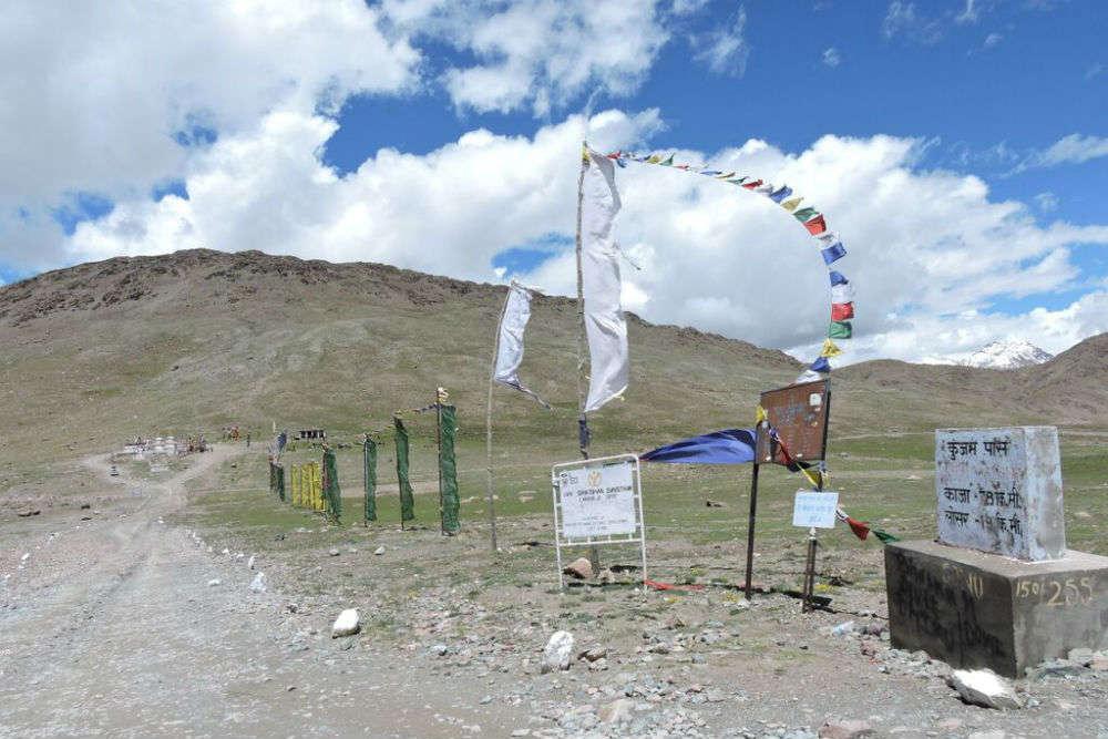 Kunzum Pass