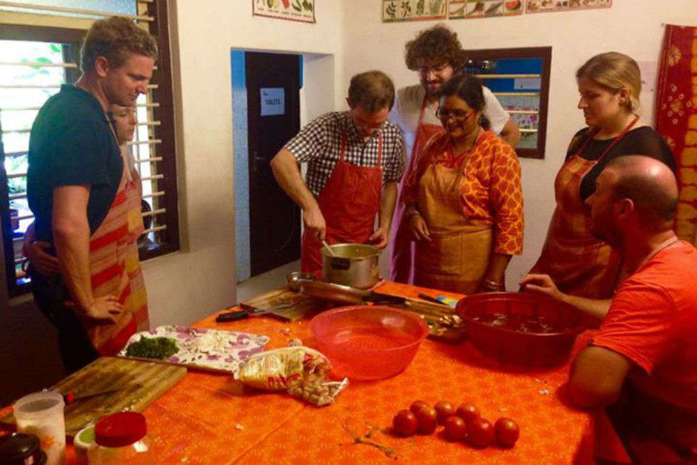 Polish your culinary skills at Sita Cultural Centre