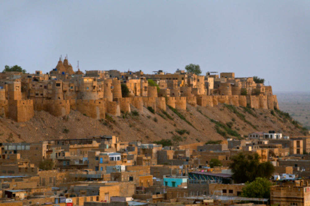 Exploring the amazing Golden Fort of Jaisalmer