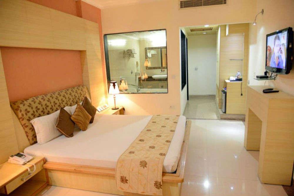 Chandigarh's mid-range hotels
