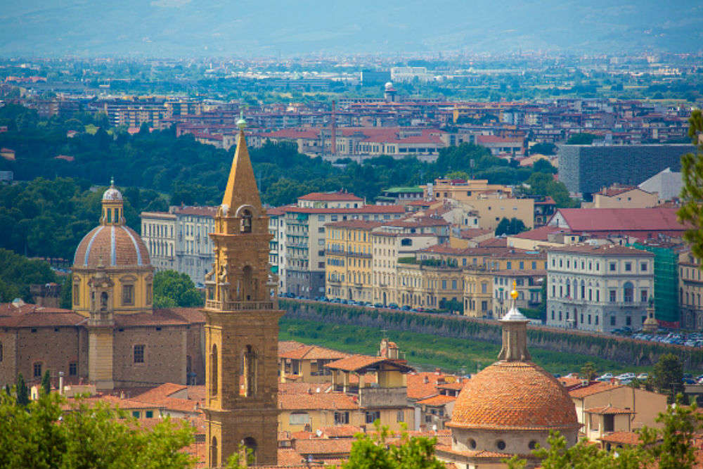 5 places to visit in and around the beautiful city of Florence