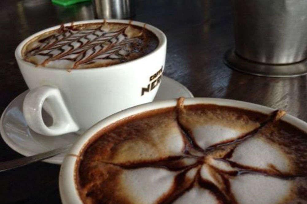 Coffee Temple