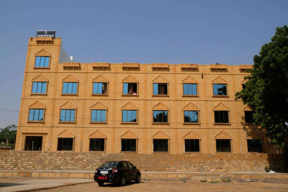 Hotel Hayyat Jaisalmer