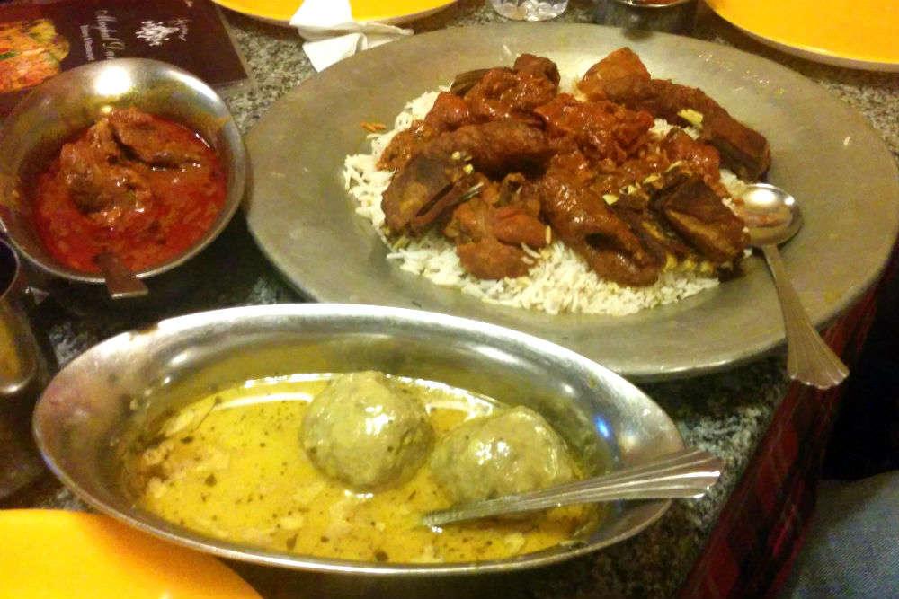 Best restaurants in Pahalgam