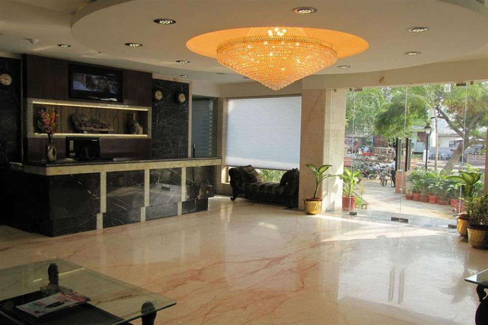 Trisha Bhoomi Residency