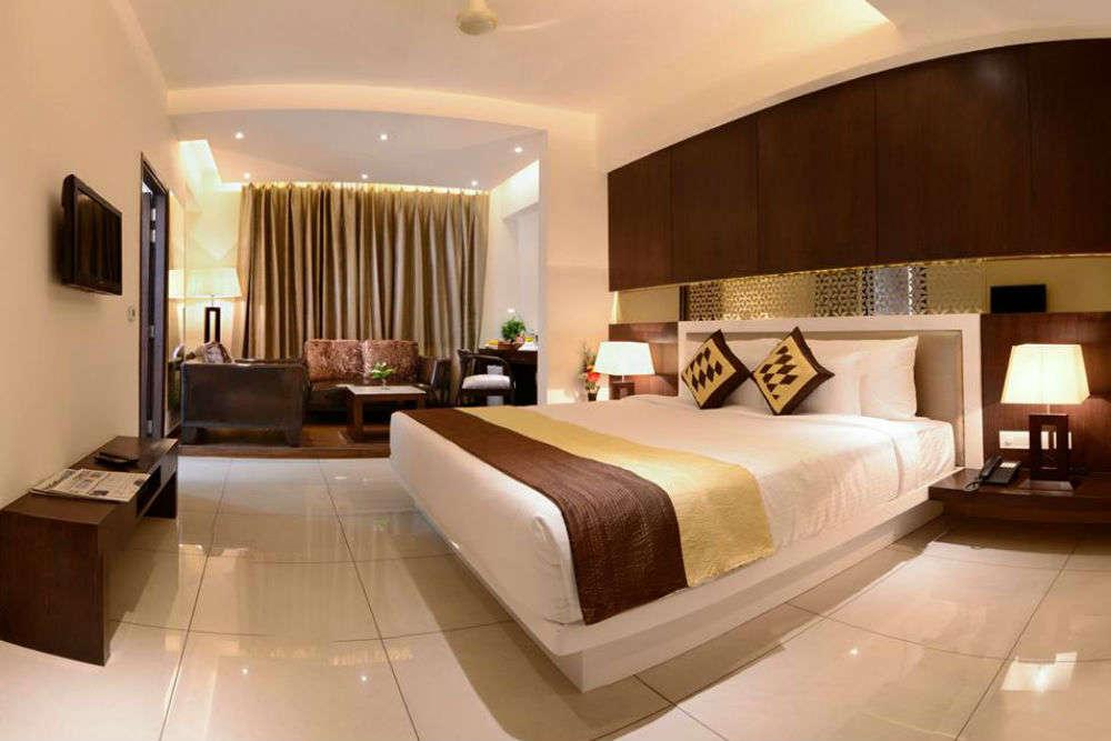 Hotel Taj Vilas