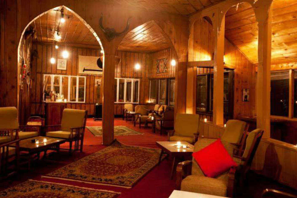 Gulmarg's best dining spots