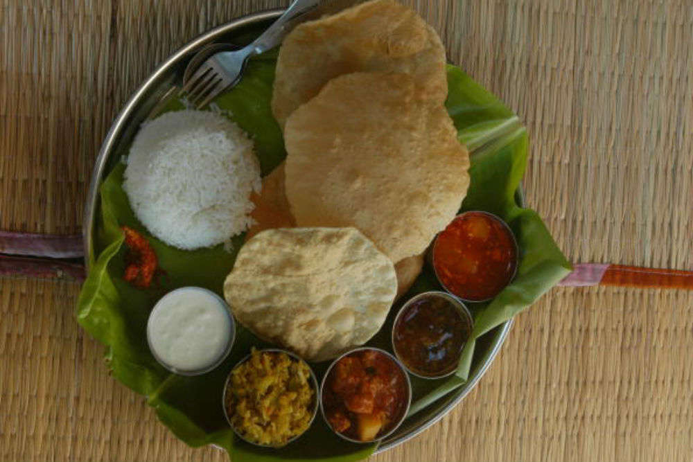 Where to eat in Hampi?