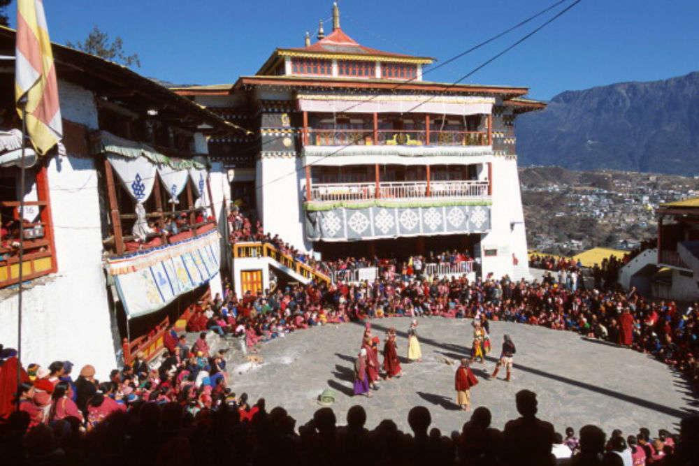Tibetan monastery tour in Arunachal Pradesh