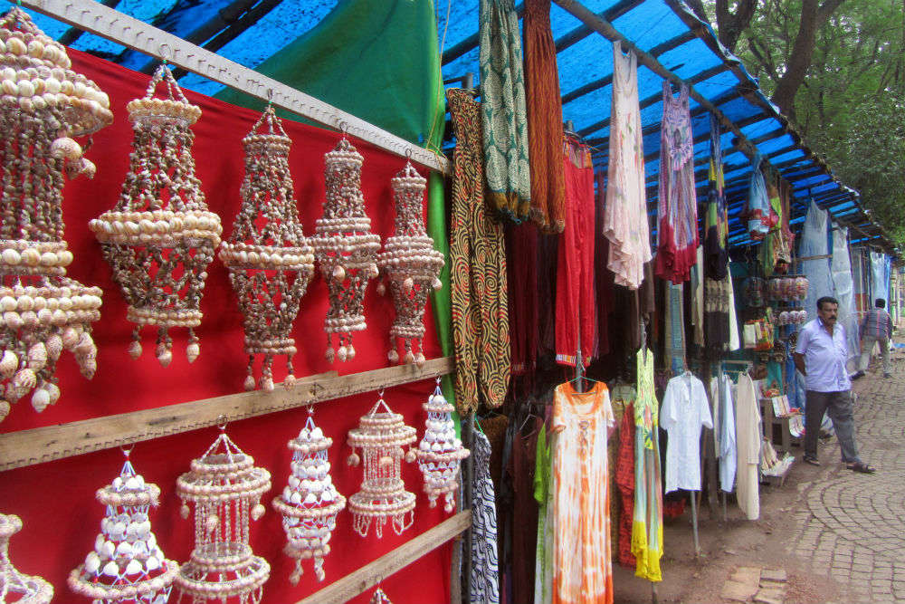 Shopping in Fort Kochi and Mattancherry