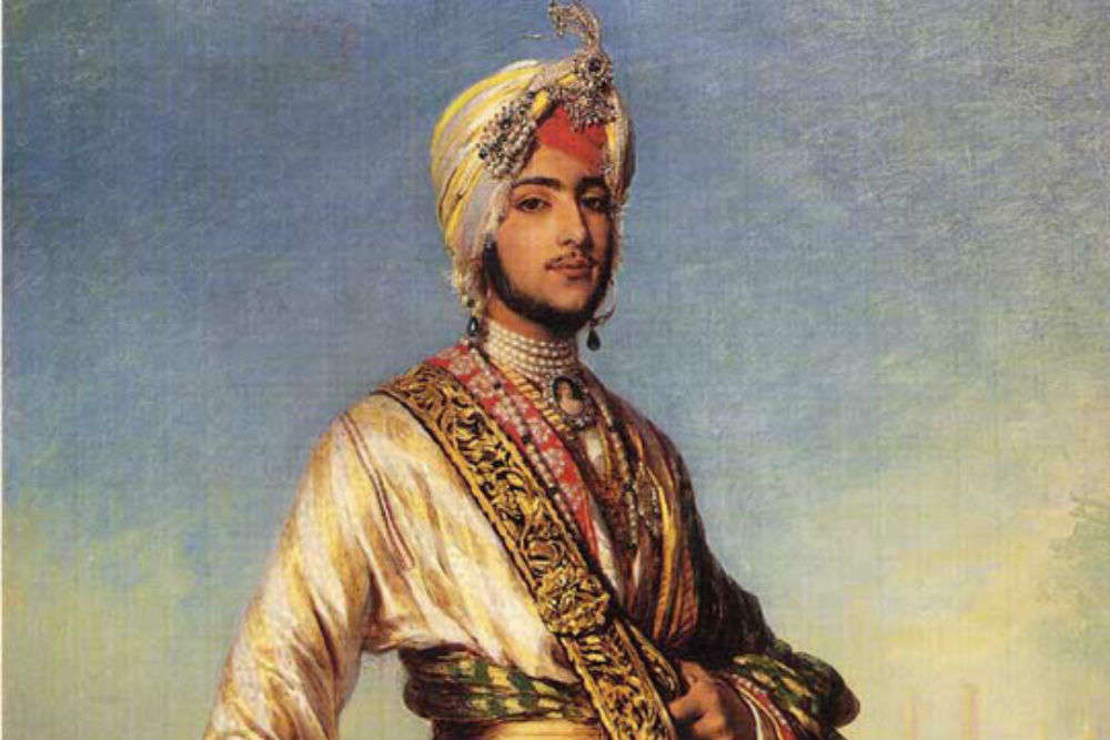 Koh-i-Noor and Nadir Shah's Delhi loot