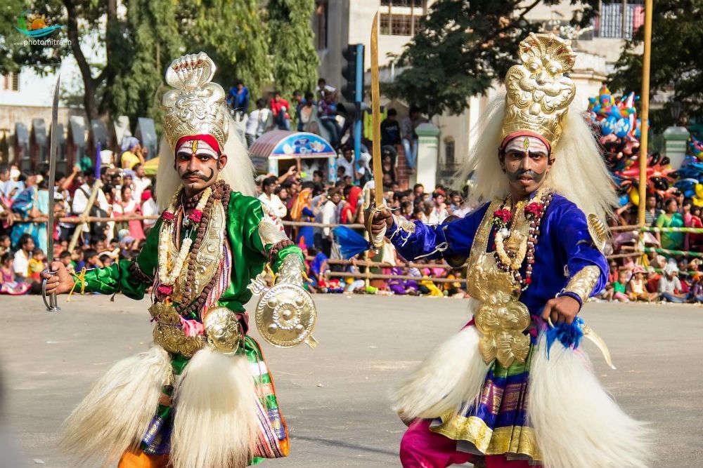 Enjoy Mysore Dussehra