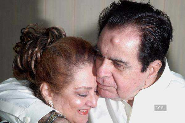 Saira Bano: Saira Bano wishes long, healthy life to Dilip Kumar on birthday    Hindi Movie News - Times of India