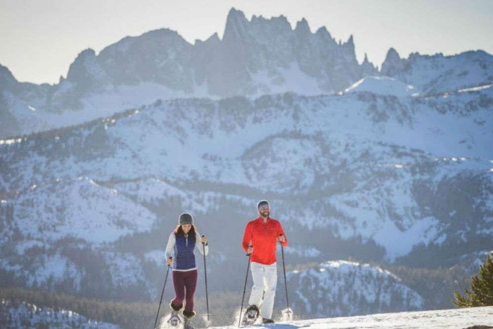 Winter activities in california for adrenaline junkies