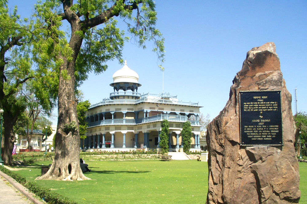 10 places that offer a slice of history in Allahabad