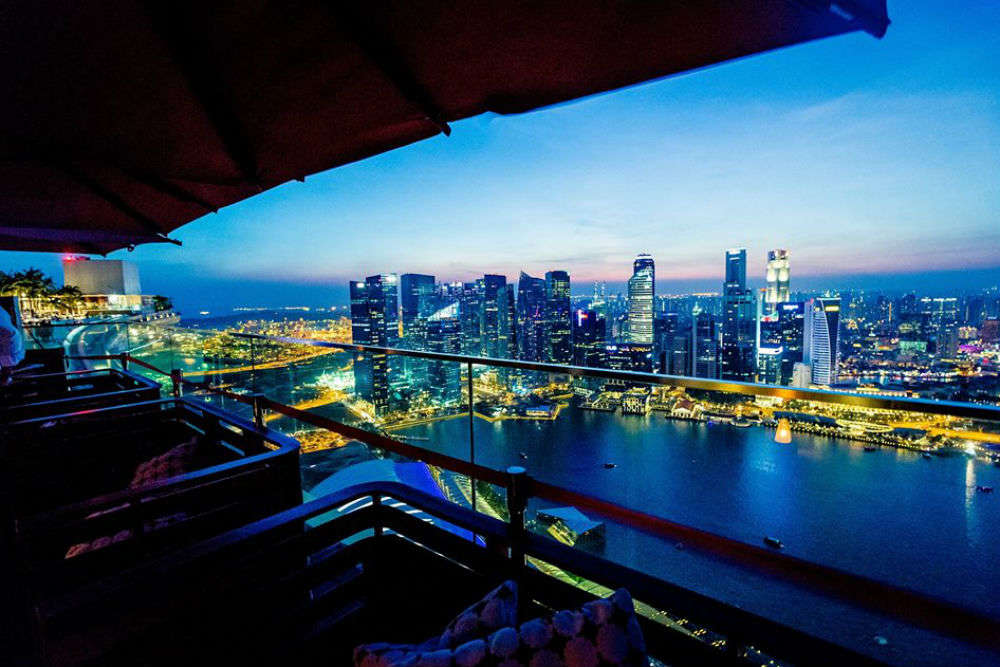 5 Singaporean bars for an unforgettable night