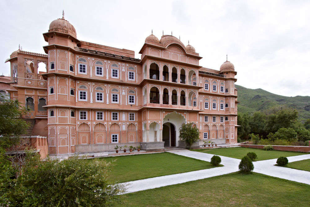 Popular heritage hotels in Rajasthan