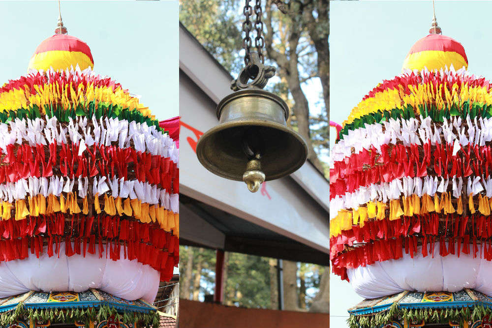 Do not miss the temple tour en route to Gokarna
