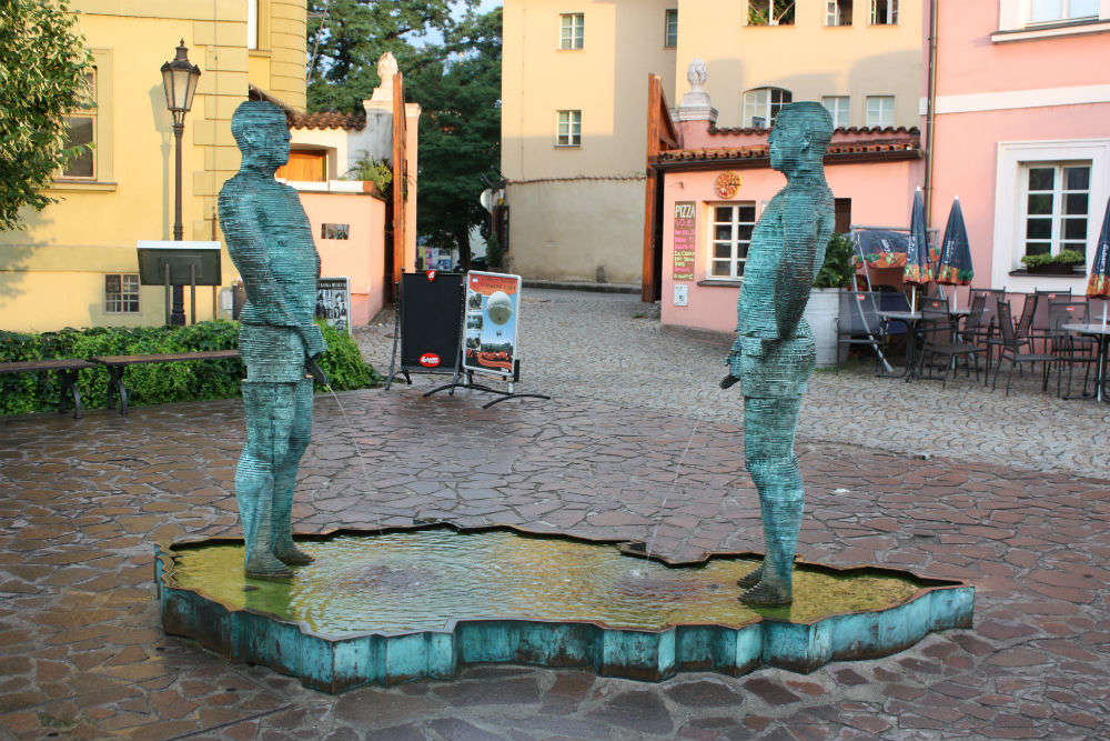 Along the Kafka trail: 10 places in Prague associated with Franz Kafka