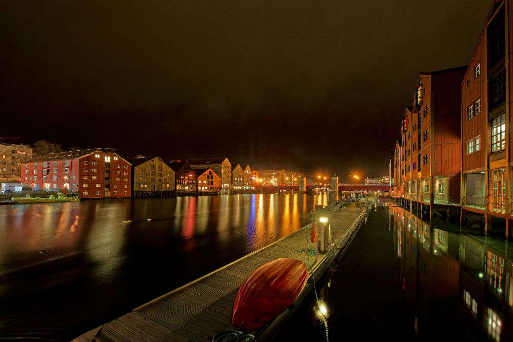 Trondheim to Bodo