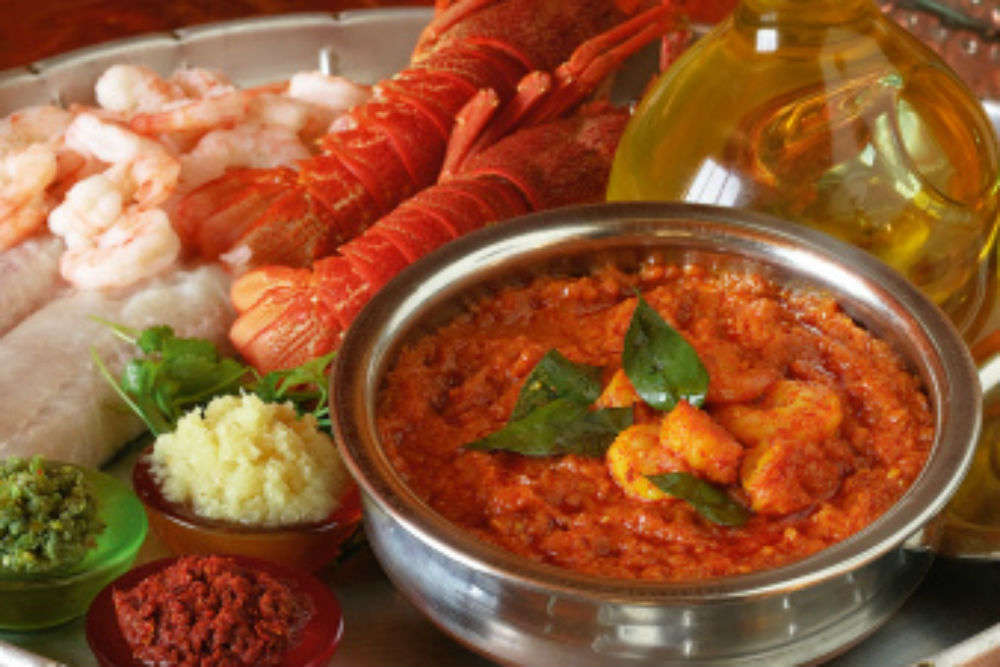 Diu for the foodies