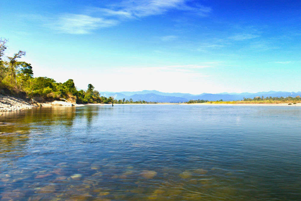 Weekend getaways from Guwahati