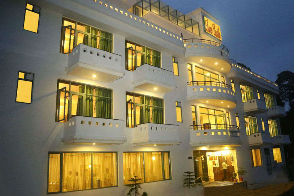 Hotels in Lansdowne for discerning travellers