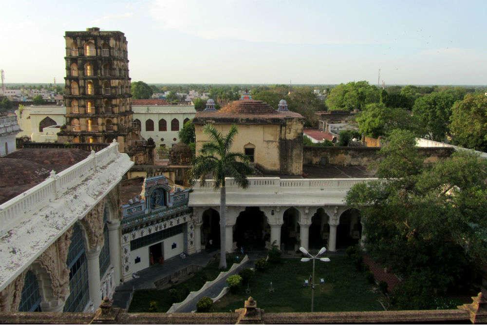 Thanjavur Maratha Palace Complex