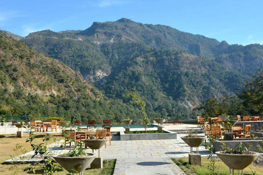 Hotels and resorts in Rishikesh for your weekend retreat