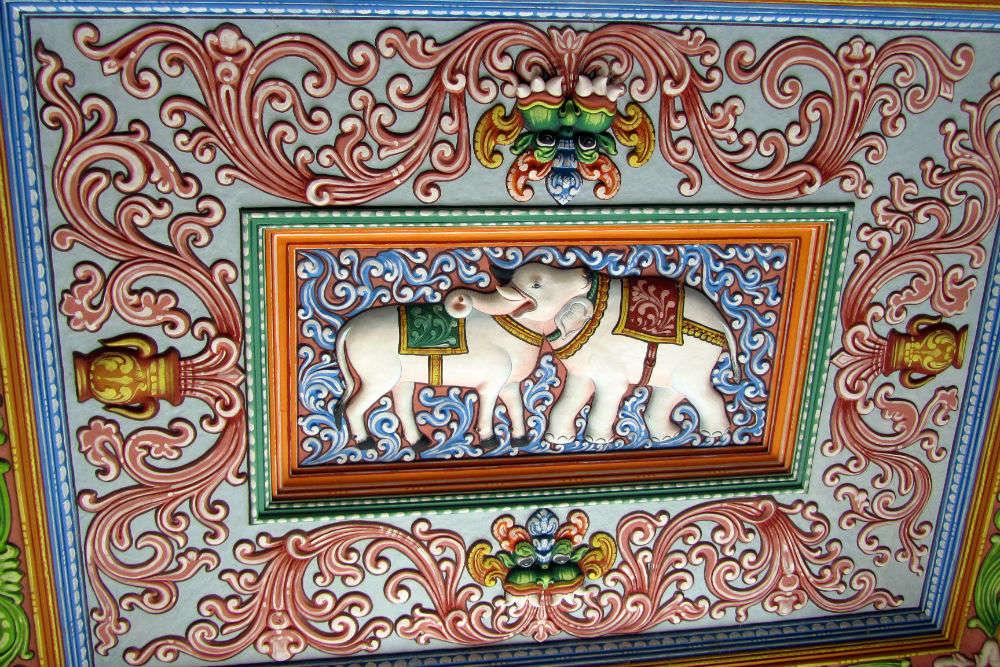 Saraswathi Mahal Library Museum