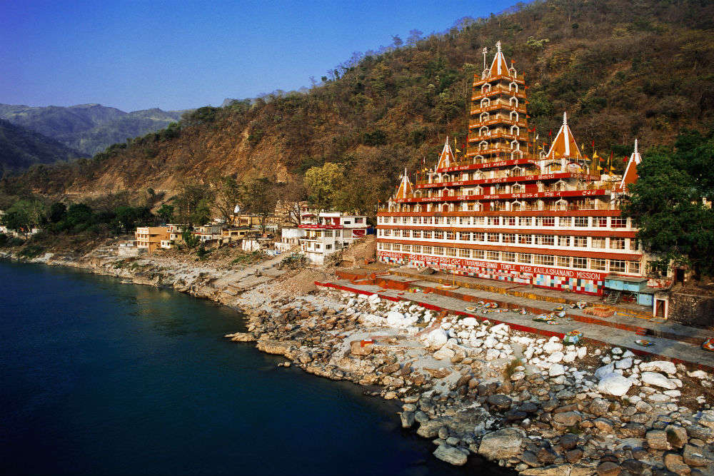 The best of Rishikesh attractions. Plus, The Beatles Ashram!
