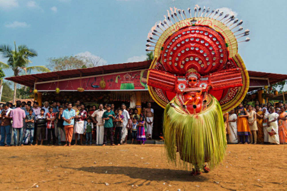 Popular places to visit in Kannur: a beautiful cocktail of history, art and natural beauty