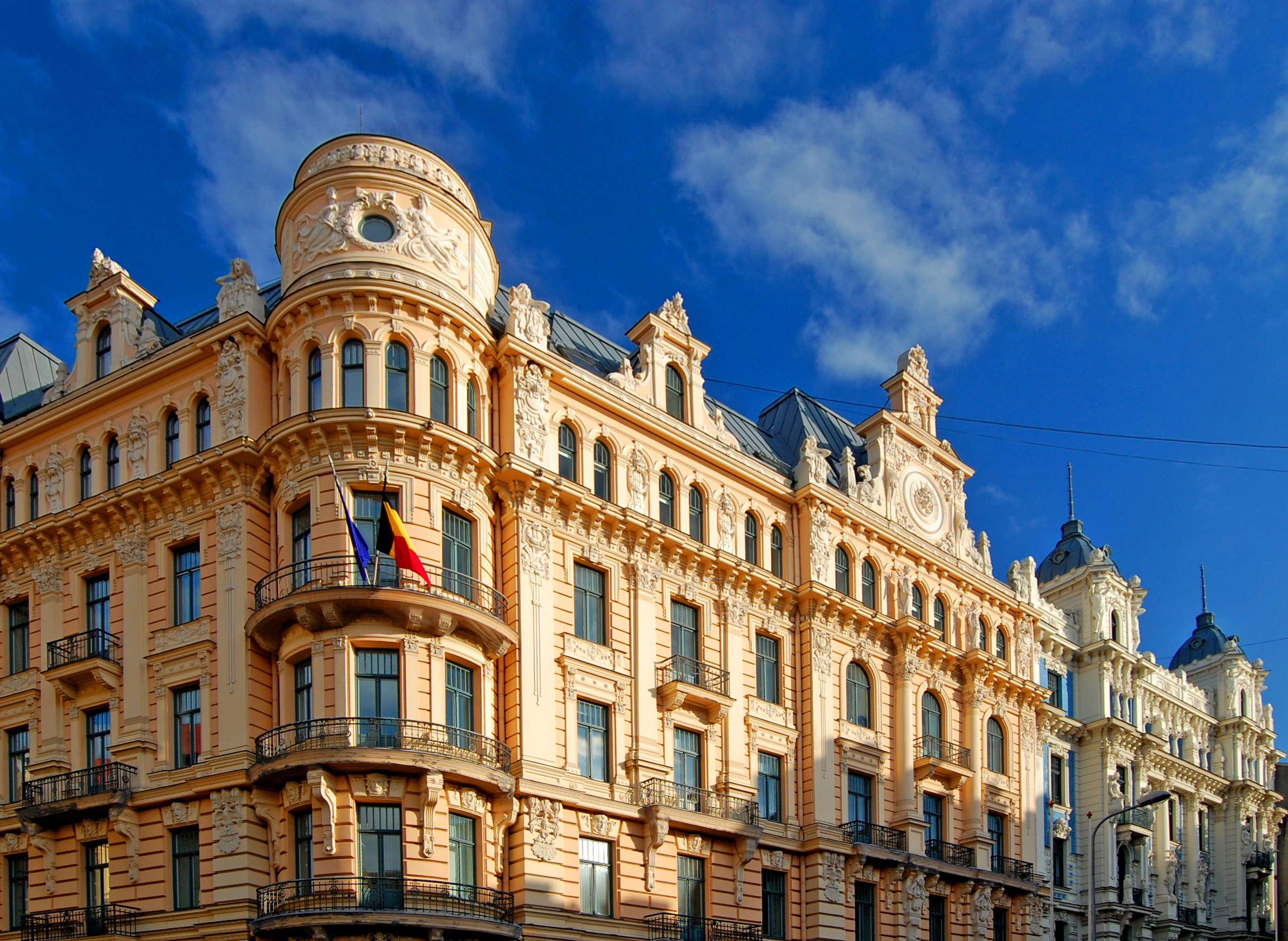 Riga Art Nouveau Centre