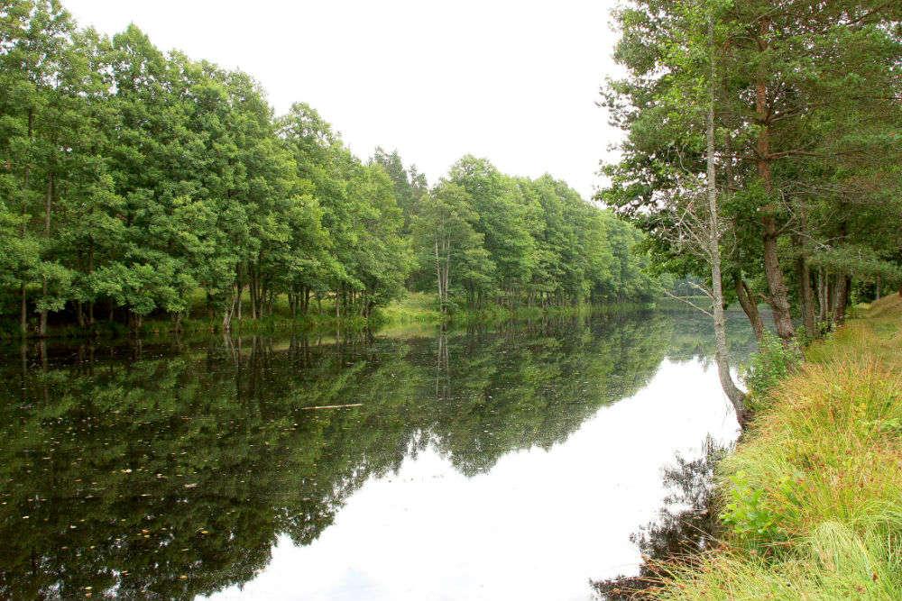 Wander through Slitere National Park