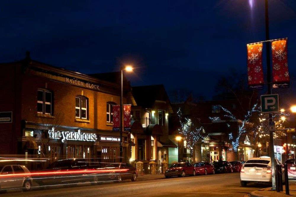 Kensington Village