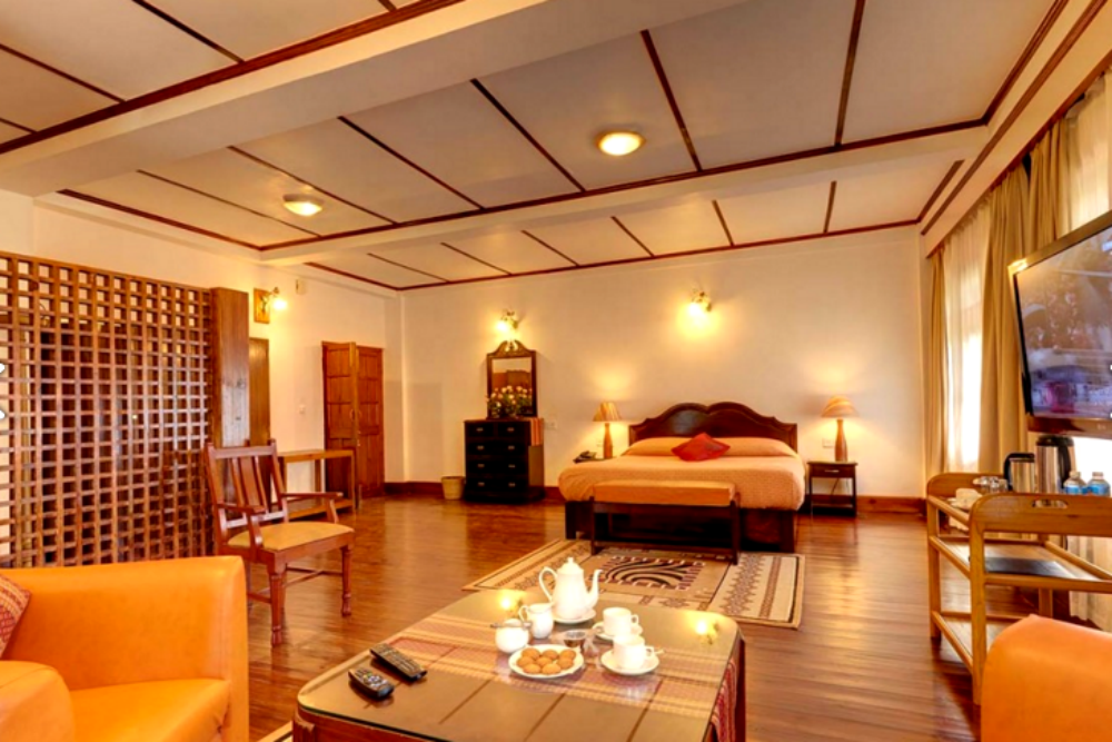 Luxury hotels in Shillong that guarantees comfort and class