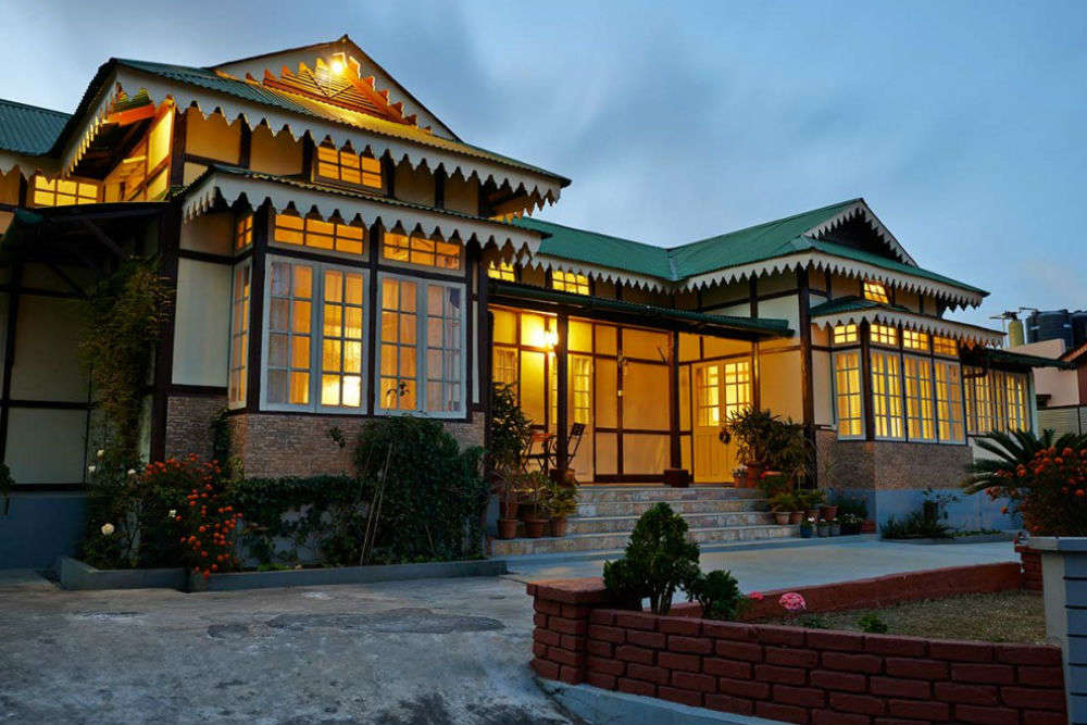 Cafe Shillong–Bed & Breakfast