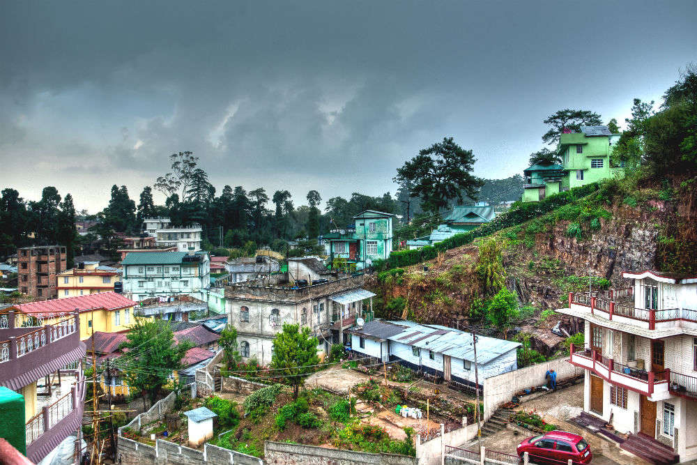 Get the best of Shillong in 24 hours