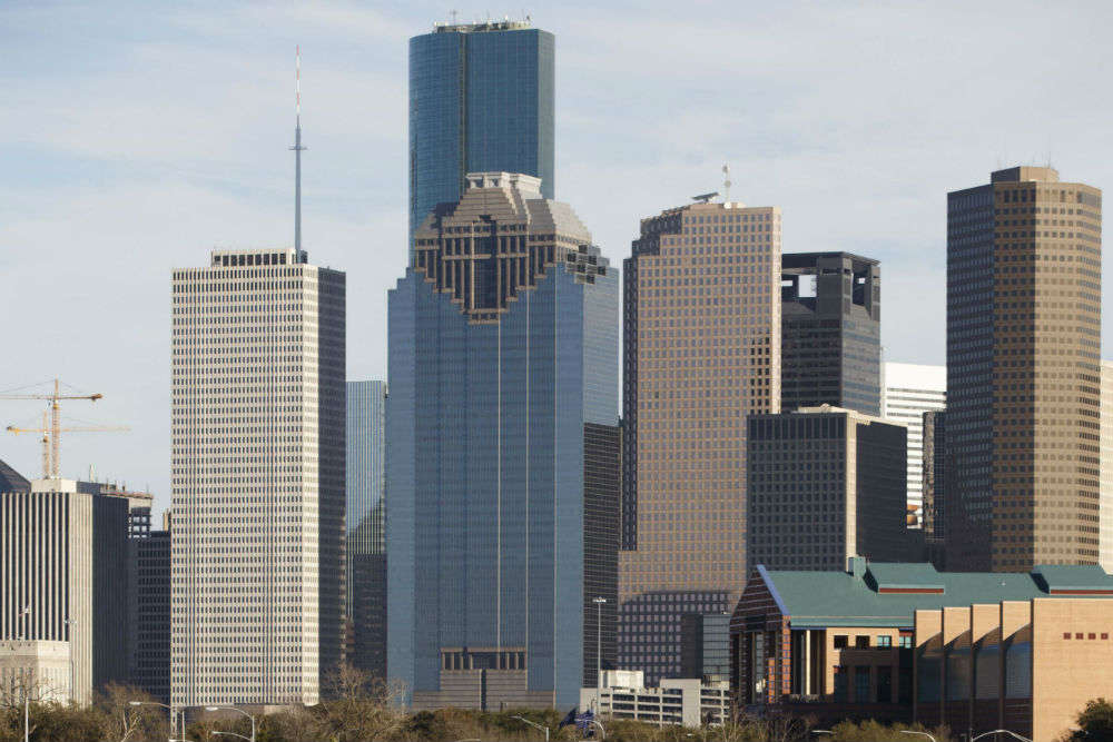 36 hours in Houston