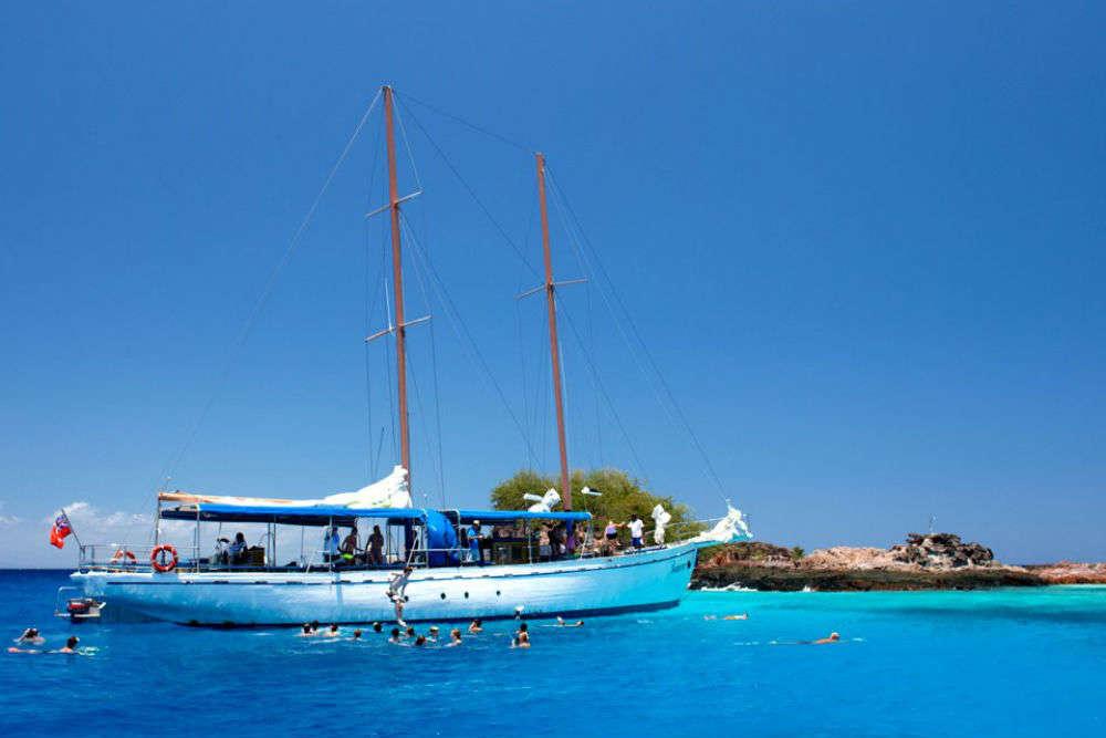 Take a Seaspray Sailing Adventure