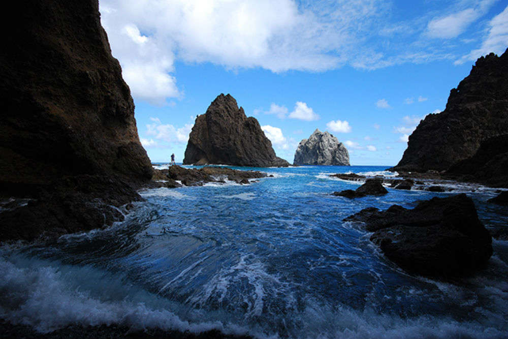 Discovering St. Helena Island