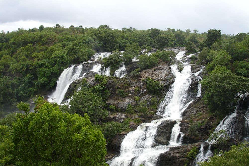 Shivanasamudra Falls - Kollegal: Get the Detail of Shivanasamudra Falls on  Times of India Travel