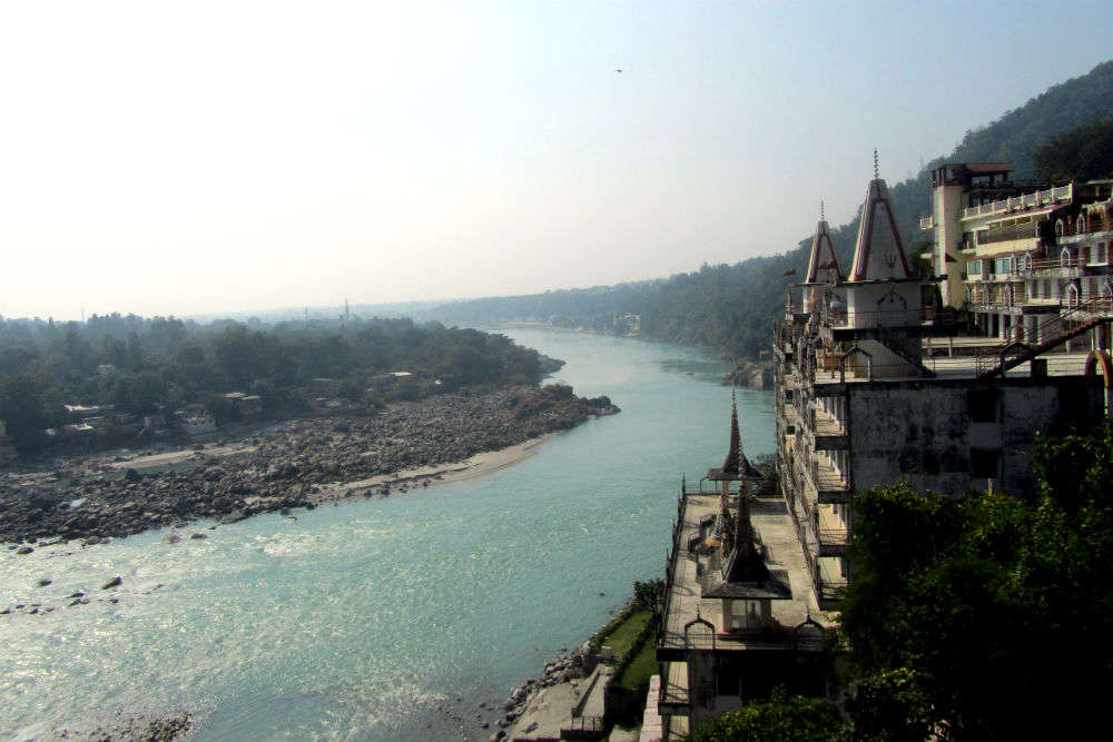 Trace the Beatles trail in Rishikesh