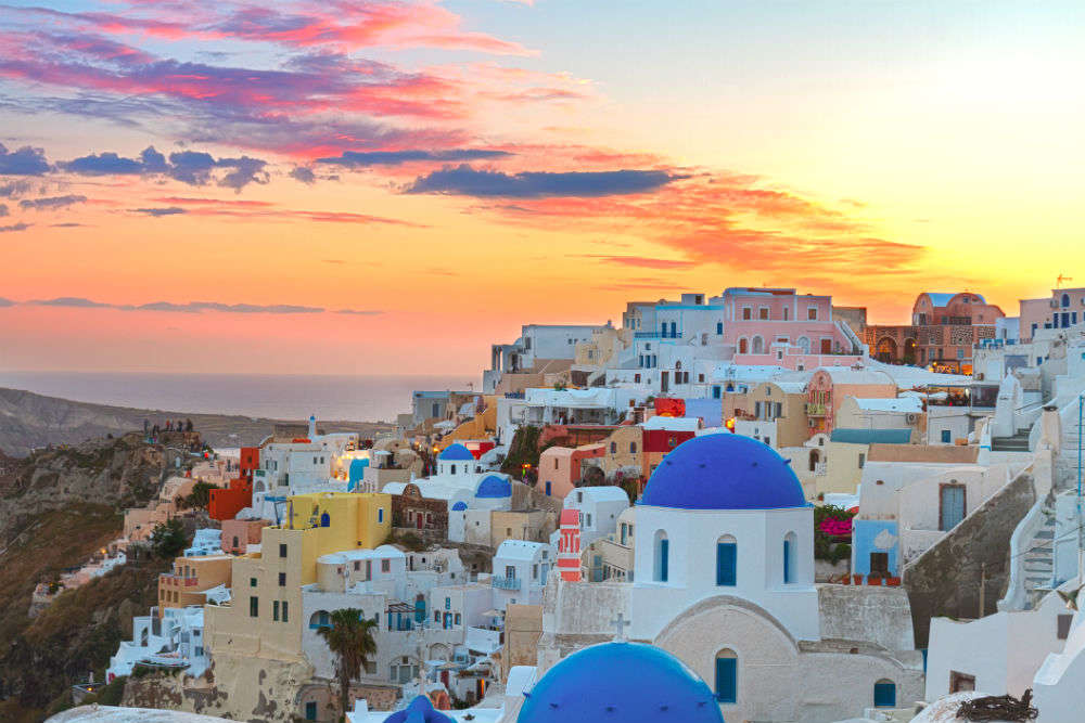 Everything you want to know about the picturesque island of Santorini