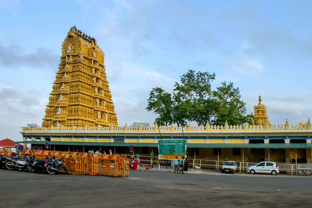 Chamundi Hills in Mysore   Times of India Travel