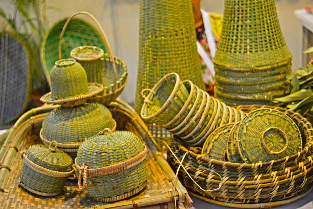 Shillong: Best place to shop for indigenously produced handicrafts