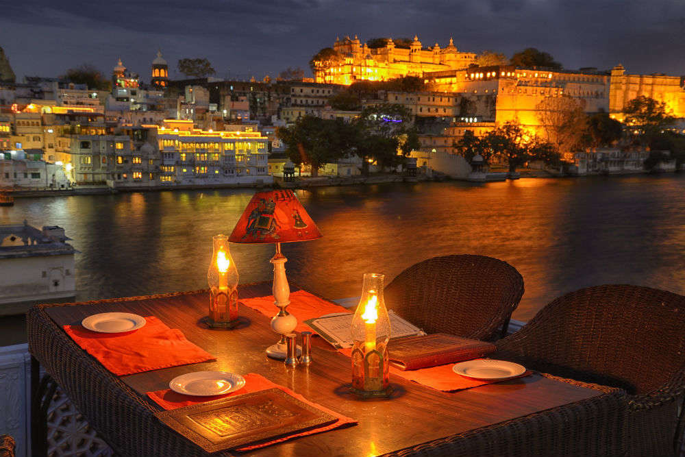 Top 5 eating joints in Udaipur with a gorgeous view