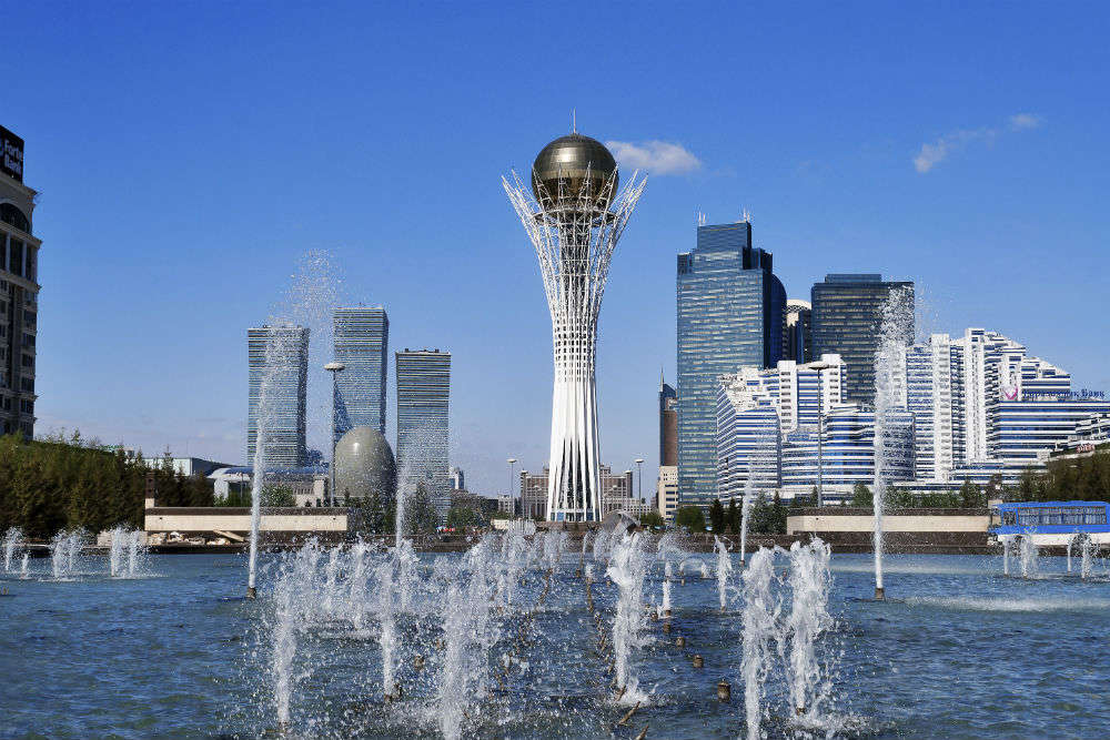 Popular places to visit in Astana