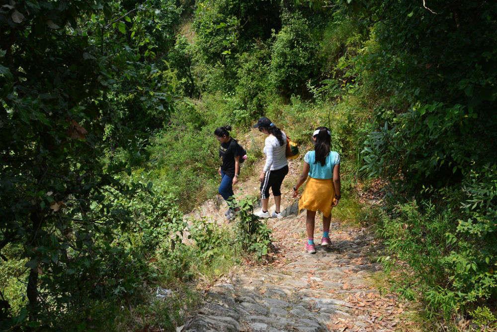 Kapileshwar Temple trek